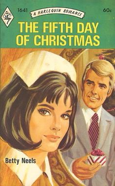 9, Fifth Day of Christmas. Julia Pennyfeather(22) & Anaesthetist, Dr Ivo van den Werff(29