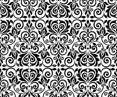 scroll frame silhouette patterns | ... ornamental classic pattern, download royalty-free vector clipart (EPS