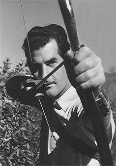 Archery-Howard Hill