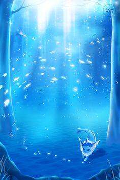 aquamarine. by sugarmints