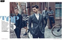GQ Brazil Takes Early Look at Spring 2015 Trends image GQ Brazil Spring Trends