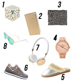Gift Guide: For the Metallic Maven — Just Us Gals