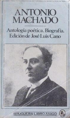 Hoy, 26 de agosto, celebramos el nacimiento en 1875 de este poeta español. Nos acercamos a su poesía con esta antología. En nuestro catálogo: http://absysnetweb.bbtk.ull.es/cgi-bin/abnetopac?TITN=483166 #librodeverano