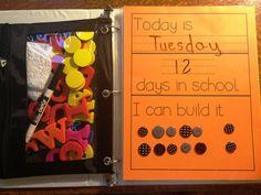 Tunstall's Teaching Tidbits: Rise and Shine Binder