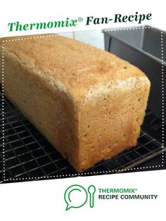 Recipe Sourdough Bread by Karen Scott - Consultant, learn to make this recipe easily in your kitchen machine and discover other Thermomix recipes in Breads & rolls. Sourdough Recipes, Sourdough Bread, Crack Bread, Thermomix Bread, Yeast Free Breads, Artisan Bread, I Love Food, Baking Recipes, The Best