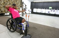Rochester teen takes aim at national disabled championships