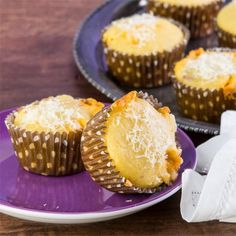 Bacon and Cheese Corn Muffins, gluten-free.