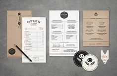 20 Restaurant Menu Designs that are Inspiring as well as Effective » Design You Trust. Design, Culture & Society.