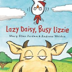 Look, Look, LOOK … at my cow eating jelly, and my toe-tapping chook! What else will you find when you open this book?  This is my cow, she's...
