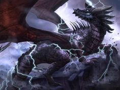 What kind of Dragon? Lightning Dragon. You are powerful and strong! Nothing comes between you and your goals. You strike fear into the hearts of all who trifle with you. You are the lightning dragon and no one can ever stop you.