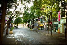 Insadong, Corea de Sur.
