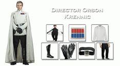 Director Krennic Costume Director Krennic, Star Wars Halloween Costumes, Rogue One Star Wars, Star Wars Cast, Steven Universe, Harley Quinn, Articles, Cosplay, Stars