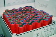 custom battery with Sanyo GA cells for Electric Bicycle, Electric Motor, Electric Cars, Solar Battery, 18650 Battery, Motorised Bike, Solar Generator, Energy Storage, Alternative Energy