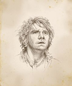 "atarial: "" Countdown to the Hobbit: The Battle of the Five Armies 1 Day to go… "" Legolas, Gandalf, Hobbit Art, The Hobbit, Lotr, Baggins Bilbo, Middle Earth Books, J. R. R. Tolkien, Beautiful Sketches"