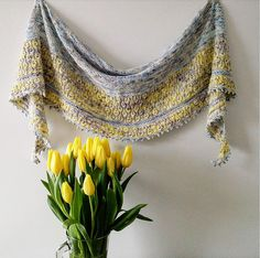 Ravelry: Sunshowers Shawl pattern by Inese Sang