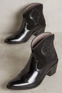 Hudson Leon Western Boots