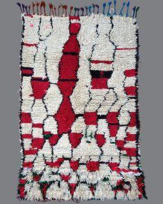 Breuckelen Berber // Vintage Moroccan Carpets . GALLERY . Azilal . AZ09