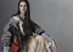 Miu Miu SS 2016 Campaign l Millie Brady by Steven Meisel l #fashion #womenswear #portraits #actors