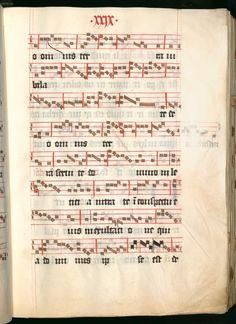 Missale, cum notis musicis et cum figuris literisque pictis Berthold Furtmeyr Clm 23032 [Regensburg], Ende 15. Jahrhundert Folio 29