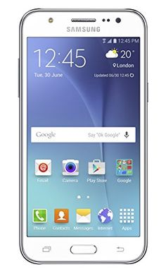 Samsung Galaxy J5 Sim-Free Smartphone - White, 8GB (SM-J500F) - http://www.computerlaptoprepairsyork.co.uk/mobile-phones/samsung-galaxy-j5-sim-free-smartphone-white-8gb-sm-j500f