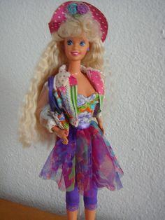 1993 Barbie ;) #nastygal #minkpink