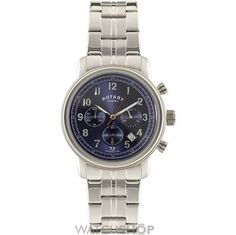 Mens Rotary Exclusive Chronograph Watch GB00360/05