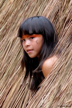 Beautiful World, Beautiful People, People Around The World, Around The Worlds, Xingu, Tribal People, Foto Art, Native Indian, World Cultures