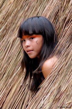 Beautiful World, Beautiful People, People Around The World, Around The Worlds, Xingu, Beauty Around The World, Tribal People, Foto Art, Native Indian
