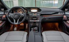2014 Mercedes Benz E63 AMG