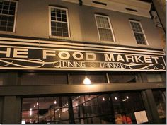 The Food Market, Baltimore