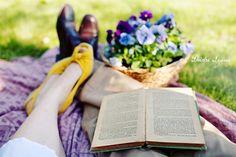 Un buon libro, la compagnia del nostro amore, un succo Zuegg e ti cambia la giornata! :-)
