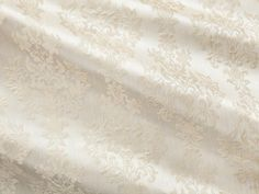 Ivory Contessa Table Linen