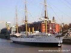 Fragata Sarmiento - Porto Madero / Buenos Aires - Maio 2015