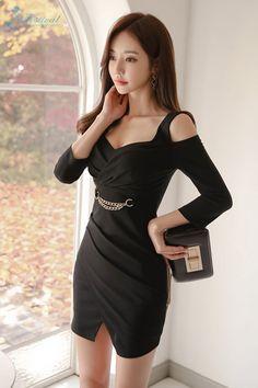Asian Fashion, Girl Fashion, Womens Fashion, Female Fashion, Korean Beauty, Asian Beauty, Hai Day, Sexy Outfits, Cute Outfits