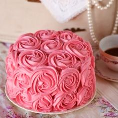 Beautiful Flower cake!