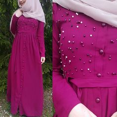"1,047 Likes, 16 Comments - Fatmanur (@faaaatmanur_) on Instagram: ""Dress: @nurtensmodebutike2515  Hijab: @leyl_y || küçük tatlı detayları ile bu güzel elbisemi…"""