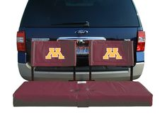 Minnesota Golden Gophers Tailgate Hitch Seat