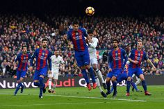 Saurez Opening Scoring against Real Madrid - FC Barcelona - 1 : Real Madrid - 1 Goals and Extended Highlights