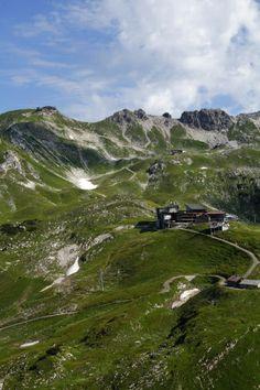 Nebelhorn near Oberstdorf