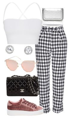 """Untitled #62"" by franciscanunes on Polyvore featuring Topshop, Steve Madden, Theory, Chicnova Fashion and STELLA McCARTNEY"