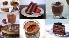 A verdadeira mousse de chocolate tem textura aerada e fica firme enquanto gelada. Deve ficar na geladeira por no mínimo de 12 horas antes de utilizar. Perfeita para rechear bolos ou ser degustada bem gelada com raspas de chocolate. Confira a receita. INGREDIENTES 220 gr.
