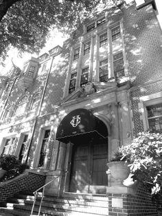 University Club of Portland entry #universityclub #portland