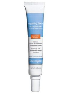 Anti-Aging - Neutrogena Healthy Skin Anti-Wrinkle Intensive Serum from #InStyle