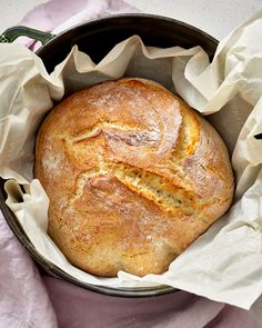 How To Make No-Knead Bread — Cooking Lessons from The Kitchn