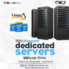 CWD gives SSH and Full Root access to each #dedicated_server Starting at $29.00/mo.  http://cairowebdesign.com/en/dedicated