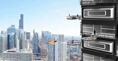 It's Time for Fancy Apartments to Offer Balconies for Drone Landings | WIRED