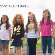 #ClothesWithoutLimits aims to bring attention to the impact the messages on kids' clothing have on kids' self-concept and their ability to succeed in school.