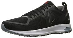 Reebok Men's One Distance Running Shoe, Black/Asteroid Dust/Alloy, 10 M US Running Guide, Road Running, Running Man, Running Shoe Brands, Best Running Shoes, Trail Running Shoes, Delta Logo, Basketball Shoes, Reebok