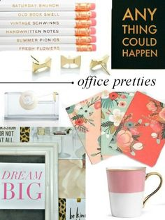 Sharing sources for office accessories