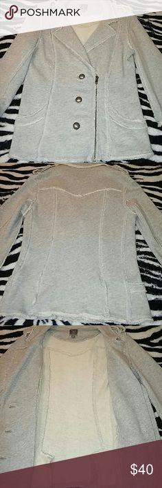 Seventy Two Changes Jacket Seventy Two Changes Jacket, very light weight 100% Cotton.  Excellent Condition. Like New. Seventy Two Changes  Jackets & Coats Blazers